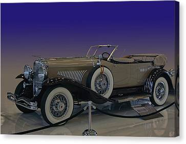 Model J Lebaron Phaeton Canvas Print