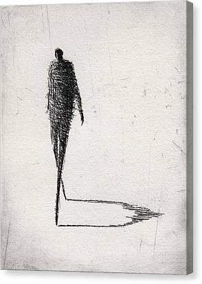 Moderate Canvas Print by Valdas Misevicius