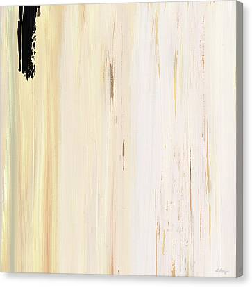 Modern Art - The Power Of One Panel 3 - Sharon Cummings Canvas Print