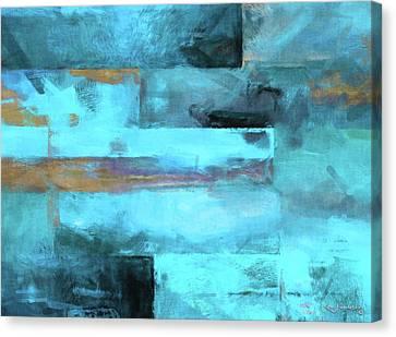 Modern Contemporary 5 Canvas Print