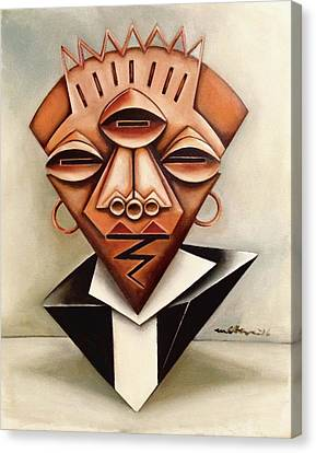 Canvas Print - Modern Poet by Martel Chapman