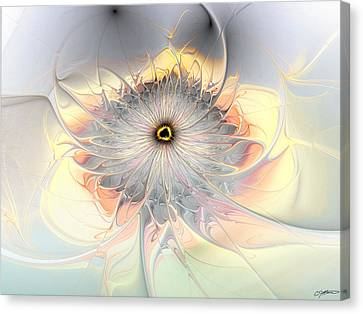 Momentary Intimacy Canvas Print