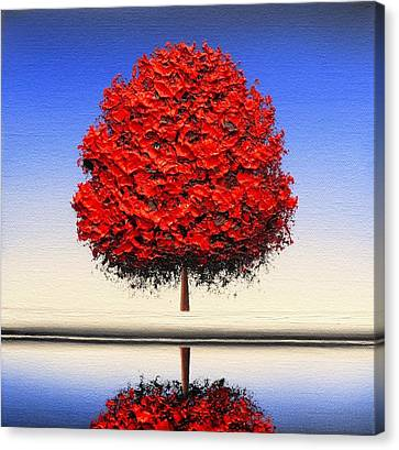 Moments Of Clarity Canvas Print by Rachel Bingaman