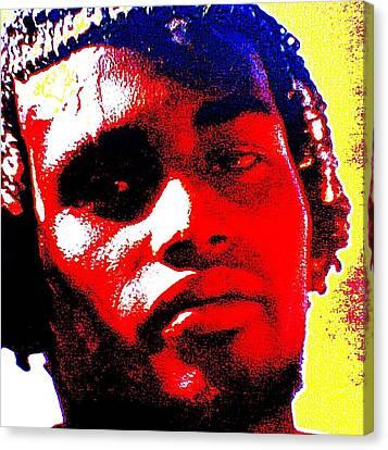 Mon Homme Denali Canvas Print