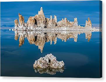 Mono Lake Reflections Canvas Print