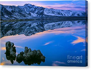 Mono Lake Twilight Canvas Print