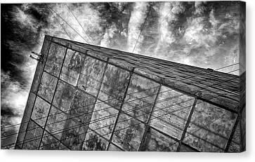Canvas Print featuring the photograph Monolith by John Williams