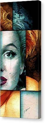 Monroe Panel B Canvas Print