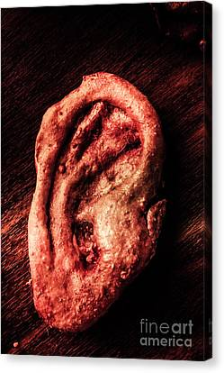 Monster Donation Canvas Print by Jorgo Photography - Wall Art Gallery