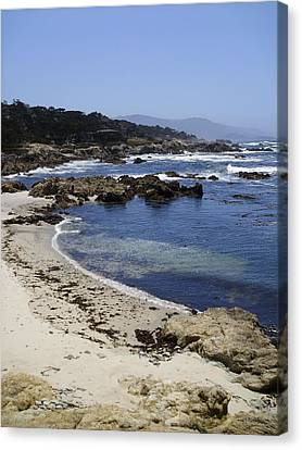 Monterey, Ca Canvas Print by Anne