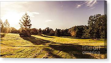 Montville Afternoon Landscape Canvas Print by Jorgo Photography - Wall Art Gallery