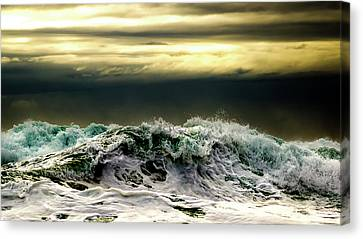 Moody Canvas Print by Stelios Kleanthous
