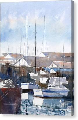 Mooloolaba #2 Canvas Print by Sof Georgiou