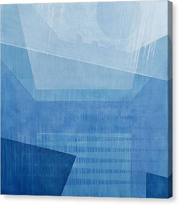 Moonglow Canvas Print by Charlie Millar