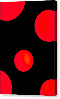 Moonlighting Canvas Print by Az Jackson