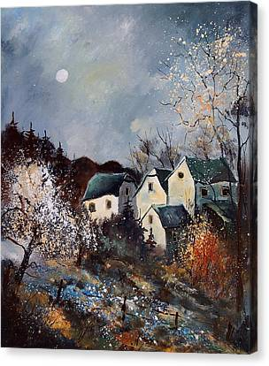 Moonshine  Canvas Print by Pol Ledent