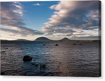 Moosehead Lake Spencer Bay Canvas Print