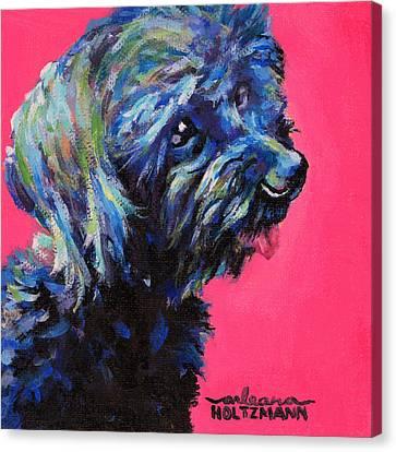 Moppet Canvas Print