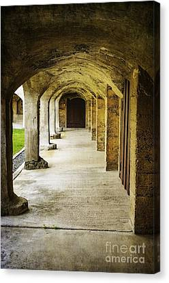 Moravian Pottery And Tile Works Canvas Print