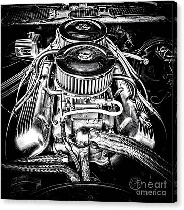 Horsepower Canvas Print - More Power by Olivier Le Queinec