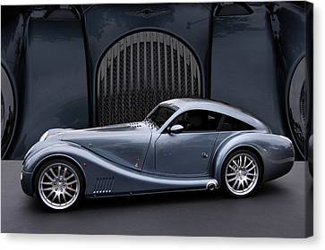 Morgan Aero Coupe Canvas Print by Bill Dutting