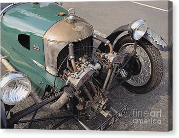 Morgan Trike Canvas Print by Curt Johnson