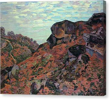 Morning Canvas Print by Armand Guillaumin