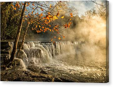 Morning Bliss Canvas Print by James Barber