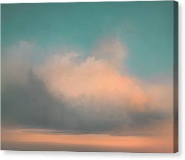 Morning Bliss Canvas Print by Lonnie Christopher