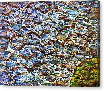 Morning Flight Canvas Print by TB Schenck