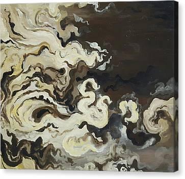 Morning Flow Canvas Print