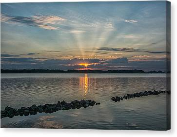 Canvas Print - Morning Glory by Donnie Smith