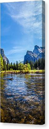 Morning Inspirations 2 Of 3 Canvas Print by Az Jackson