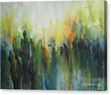 Morning Light Canvas Print by Elena Oleniuc