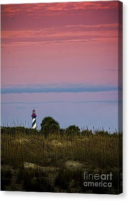 Augustine Canvas Print - Morning Light by Marvin Spates