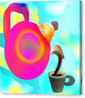 Morning Norm Canvas Print