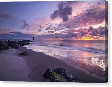 Morning Rise Canvas Print