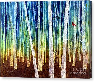 Morning Song I Canvas Print