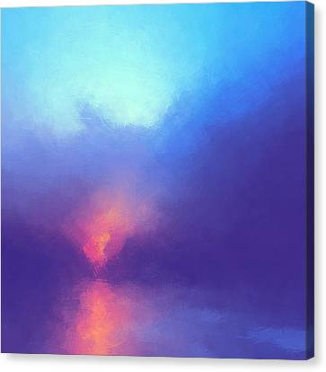 Morning Song Canvas Print by Lonnie Christopher