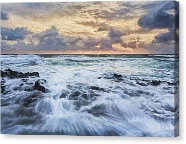 Morning Strength II Canvas Print by Jon Glaser