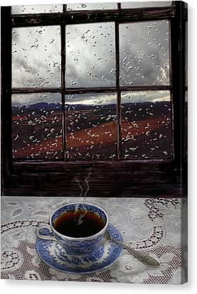 Mornings Promise Canvas Print by Evelynn Eighmey