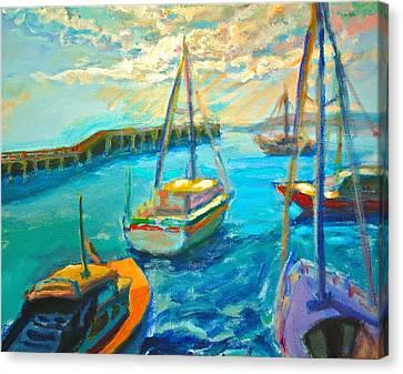 Mornington Pier Canvas Print