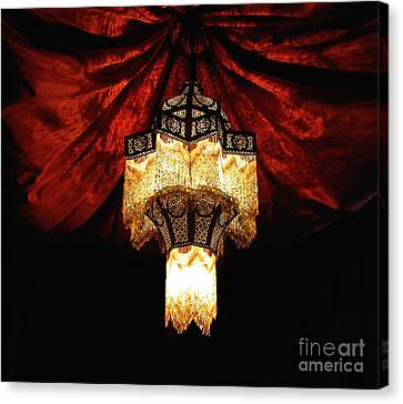 Moroccan Glow Canvas Print by Slade Roberts