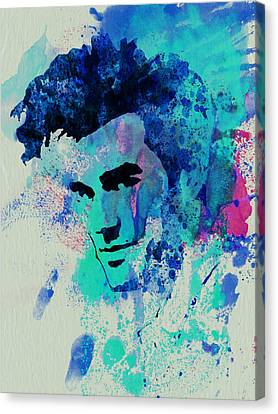 Morrissey Canvas Print by Naxart Studio