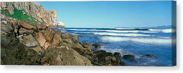 Morro Bay, California Canvas Print