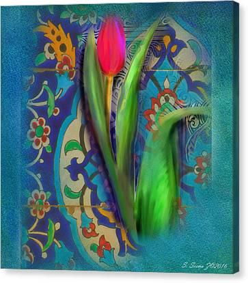 Tulip Beauty Canvas Print