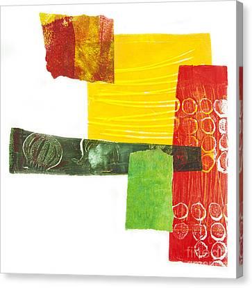 Mosaic 2 Canvas Print by Elena Nosyreva