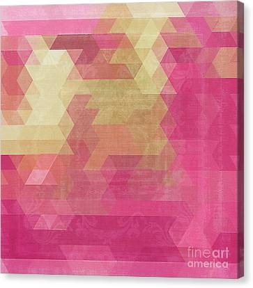 Mosaico Canvas Print by Mindy Sommers