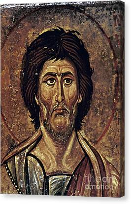 Russian Icon Canvas Print - Moses by Granger