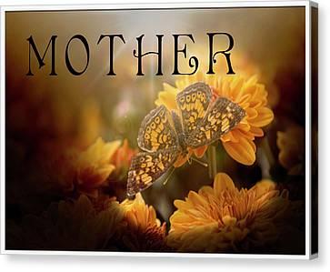 Mother Art Canvas Print
